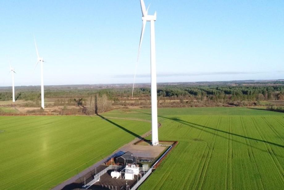 Siemens site Green Hydrogen Systems Brande